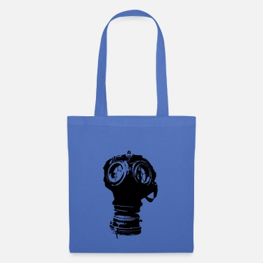 Gas Mask Gas mask - Tote Bag