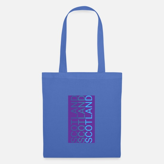 Scotland Bags & Backpacks - Scotland - Tote Bag light blue