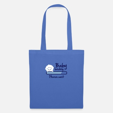 Baby loading - please wait - Tote Bag