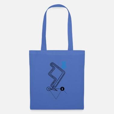 Regatta course - Tote Bag