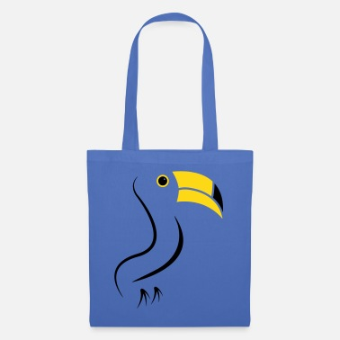 Eco toucan silhouette - Tote Bag