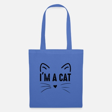 Domestic Cat I am a cat costume - Tote Bag