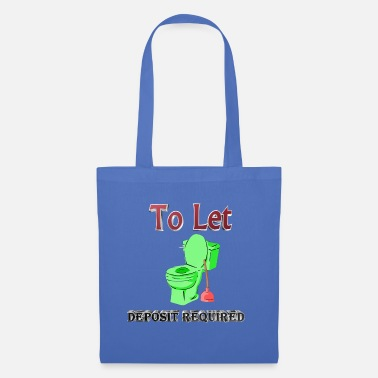Humour Humour To Let Design - Tote Bag
