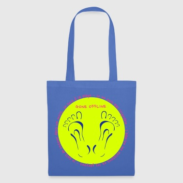 FRENCH bag blue - Tote Bag