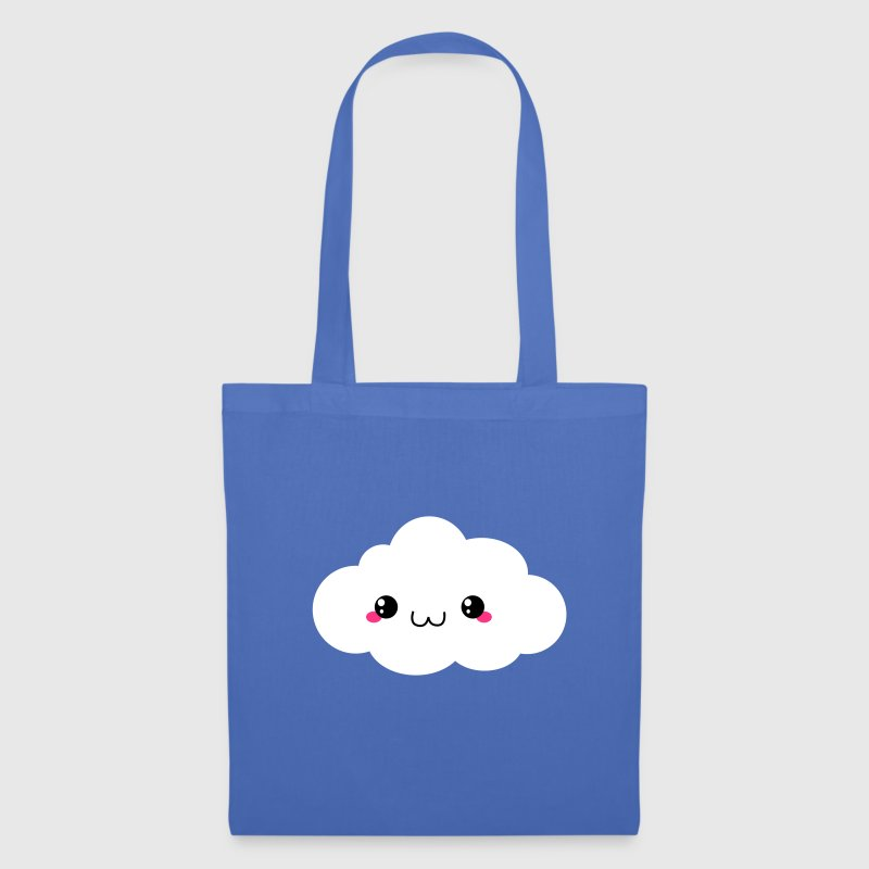 Happy Kawaii Cloud (wolk) - Tas van stof