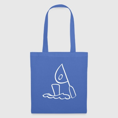 Canoe Sprint Pictogram - Tote Bag