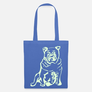 Hund,Dogge Bags & Backpacks - Tote Bag