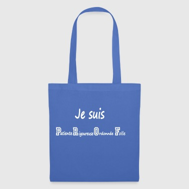 Prof De Maths Je suis prof - Tote Bag