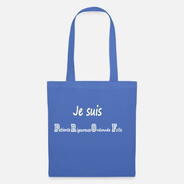 Maths Je suis prof - Tote Bag