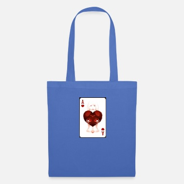 Tlc AS de coeur - Tote Bag