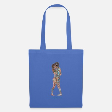 Argentina Tattooed lovers - Tote Bag