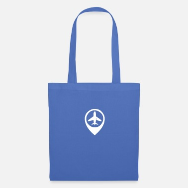 Aéroport Signe de l'aéroport - Tote Bag