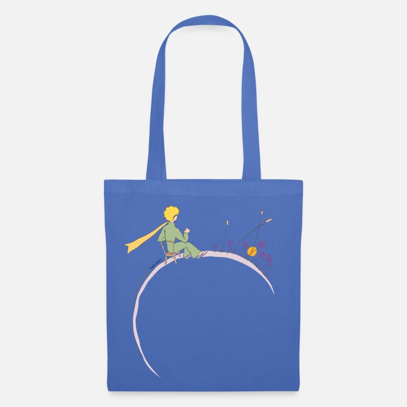 Officialbrands Bags & Backpacks - The Little Prince Looks At Sunset - Tote Bag light blue