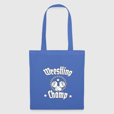 Champ Wrestling champ - Tote Bag