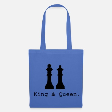 King Queen King & Queen. - Tote Bag