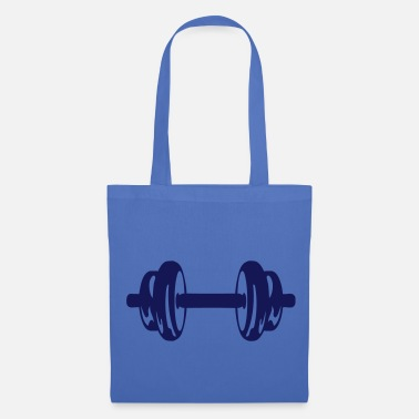 Weight Lift weight lifting bodybuilding weight 10505 - Tote Bag