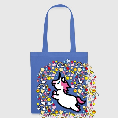 SmileyWorld Licorne Haters Gonna Hate - Tote Bag