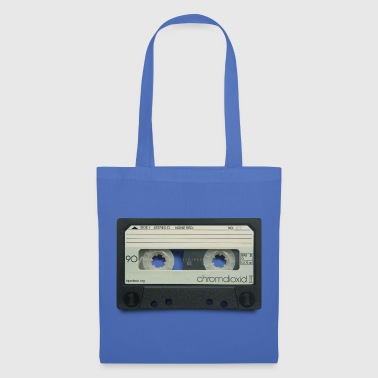 vintage tape: chromdioxid II - Tote Bag