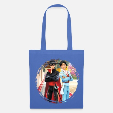 Zorro The Chronicles Don Diego Double Life - Tote Bag