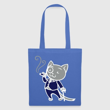 Sir Cat - Tote Bag