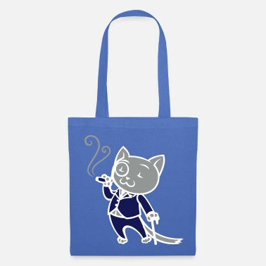 Sir Sir Cat - Tote Bag