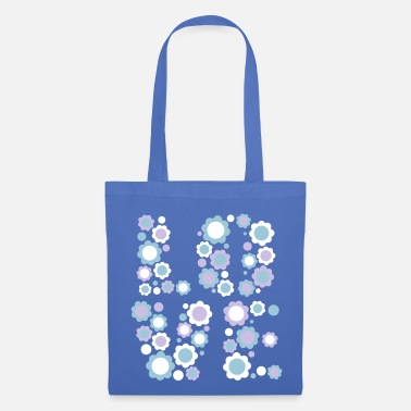Flower Love by Cheerful Madness!! - Tote Bag