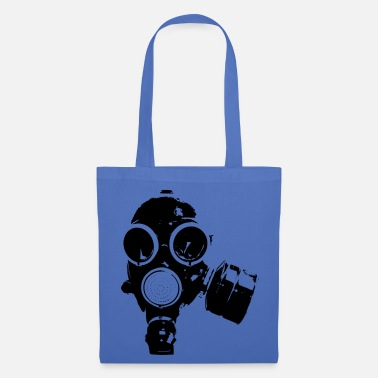 Gas gas-mask - Tote Bag
