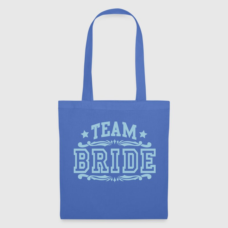 team bride - Borsa di stoffa