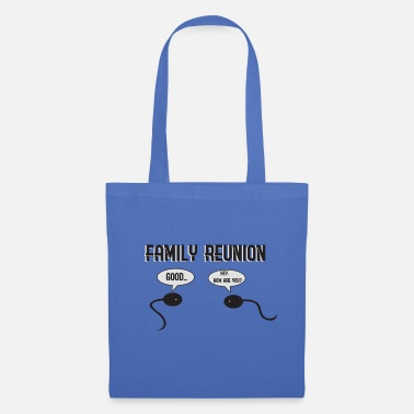 Family Reunion Science sperm Family Reunion - Tote Bag