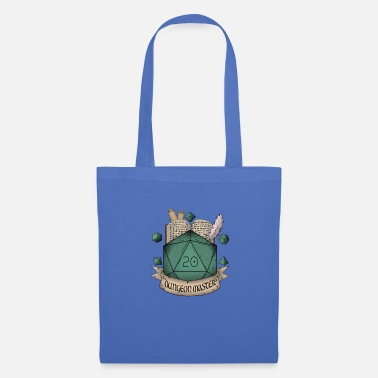 Dés Dice Dice DM DnD - Tote Bag