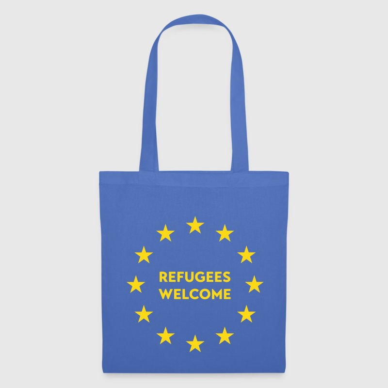 Refugees welcome in EU - Tote Bag