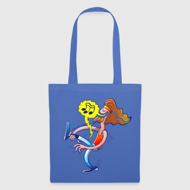 Fully Unplugged Rock Concert - Tote Bag