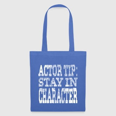 Theater Musical Actress Gift Motive - Tote Bag