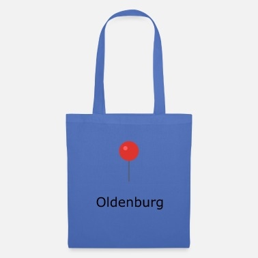 Oldenburg Broche d'Oldenburg - Tote Bag