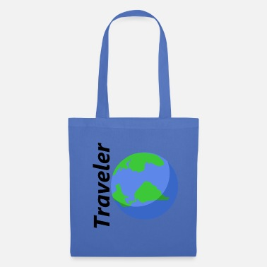 Travel Traveler traveler - Tote Bag
