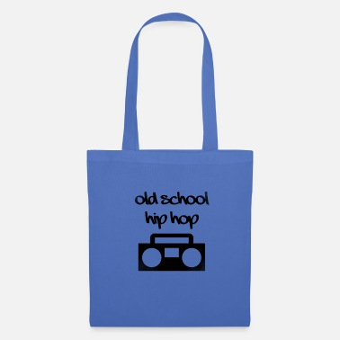 Rapper Old School Hip Hop - Tote Bag