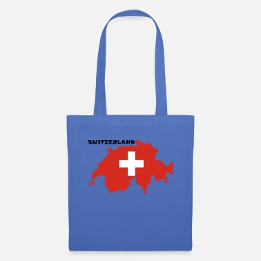 Switzerland Switzerland, Switzerland - Tote Bag