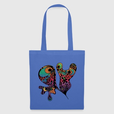 Ghusos coloré - Tote Bag