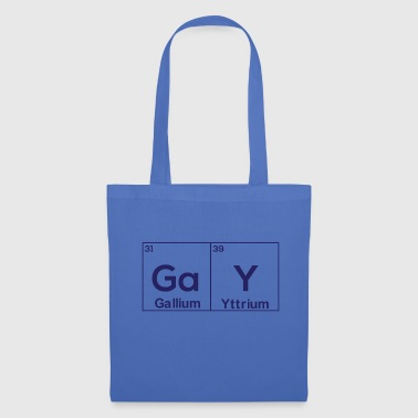 GAY elements periodic table - Tote Bag