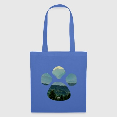 Scenic Paw landscape gift - Tote Bag