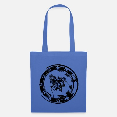 Black Hawk bär, wald, wildes tier, natur, tiere - Tote Bag