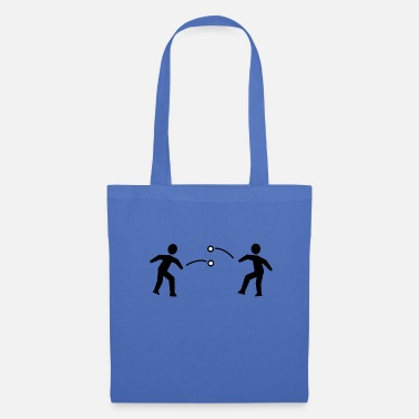 Snowball Snowball Fight - Tote Bag