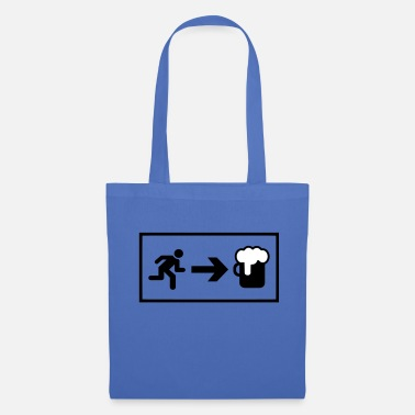 Emergence Emergency Beer - Tote Bag
