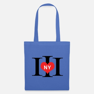 I Love Ny T-shirt I love NY - New York City - I Love NY - Borsa di stoffa