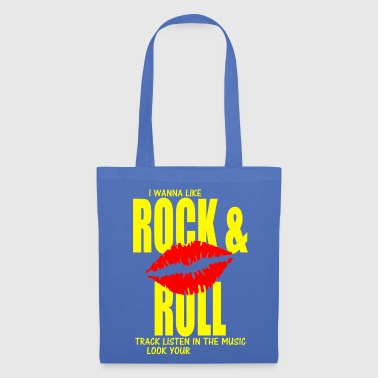 rock & roll - Tote Bag