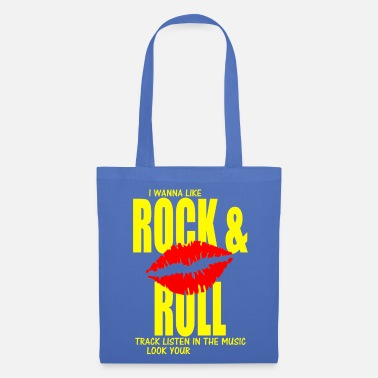 Rock N Roll rock & roll - Tote Bag