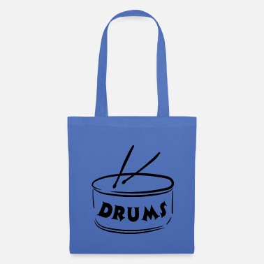 Instrument Batterie - Instrument - Instruments de musique - Tote Bag