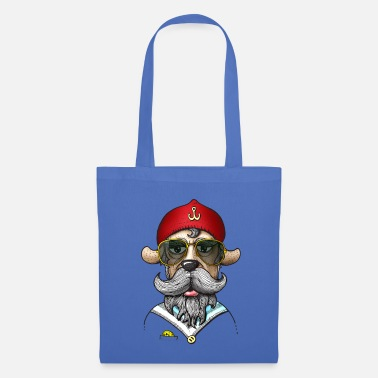 sailor dog - Tote Bag