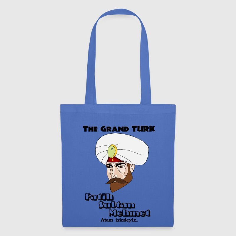 The Grand TURK - Tote Bag