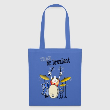 Mr.DrumBeat - Tote Bag